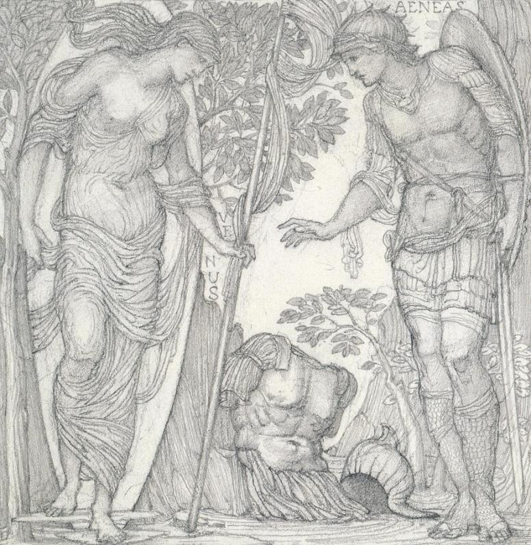venus-bringing-armor-to-aeneas-sir-edward-coley-burne-jones